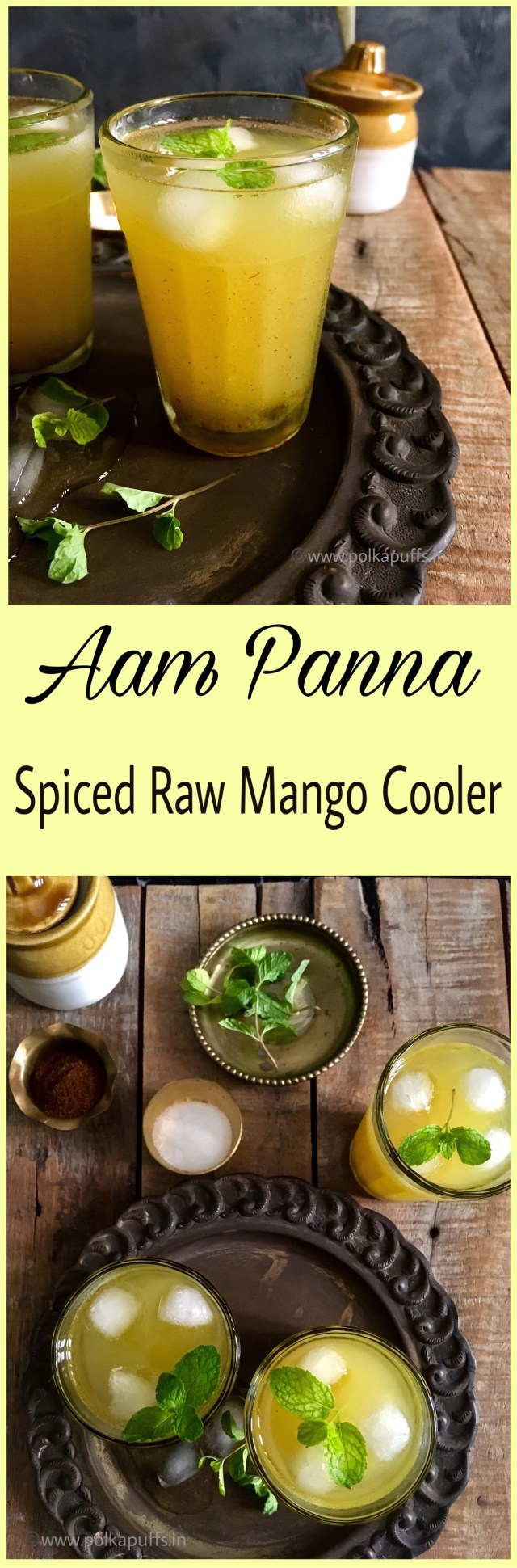 Aam Panna | Indian Mango Cooler