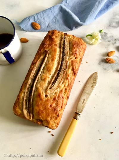 Rustic Banana Bread