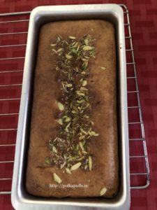 Egg free Parsi Mawa Cake | Egg free Bakery Style Mawa Cake