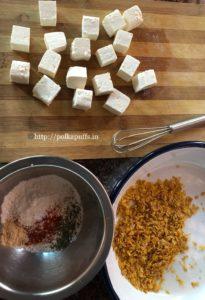 Gluten Free Paneer Popcorn |Paneer Popcorn Recipe