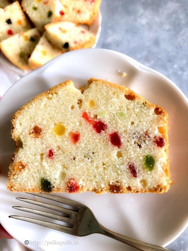 Tutti Frutti Cake | How to make Tutti Frutti Cake