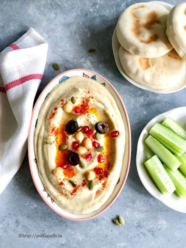 The Best Hummus Recipe   Homemade Hummus Vegan & GF