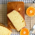 Orange Pound Cake | How to make Orange Cake