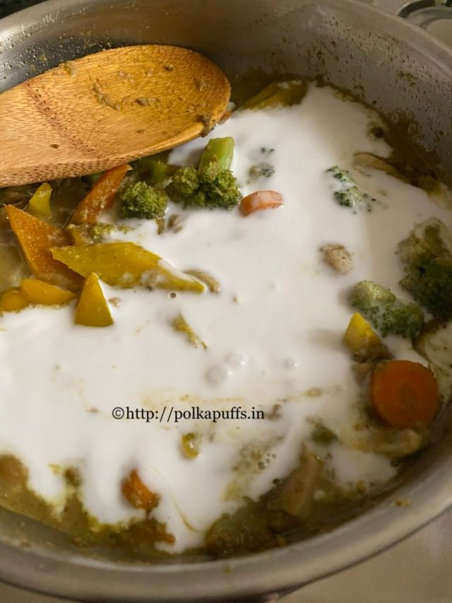 Vegan Thai Green Curry Recipe | Thai Green Curry Paste