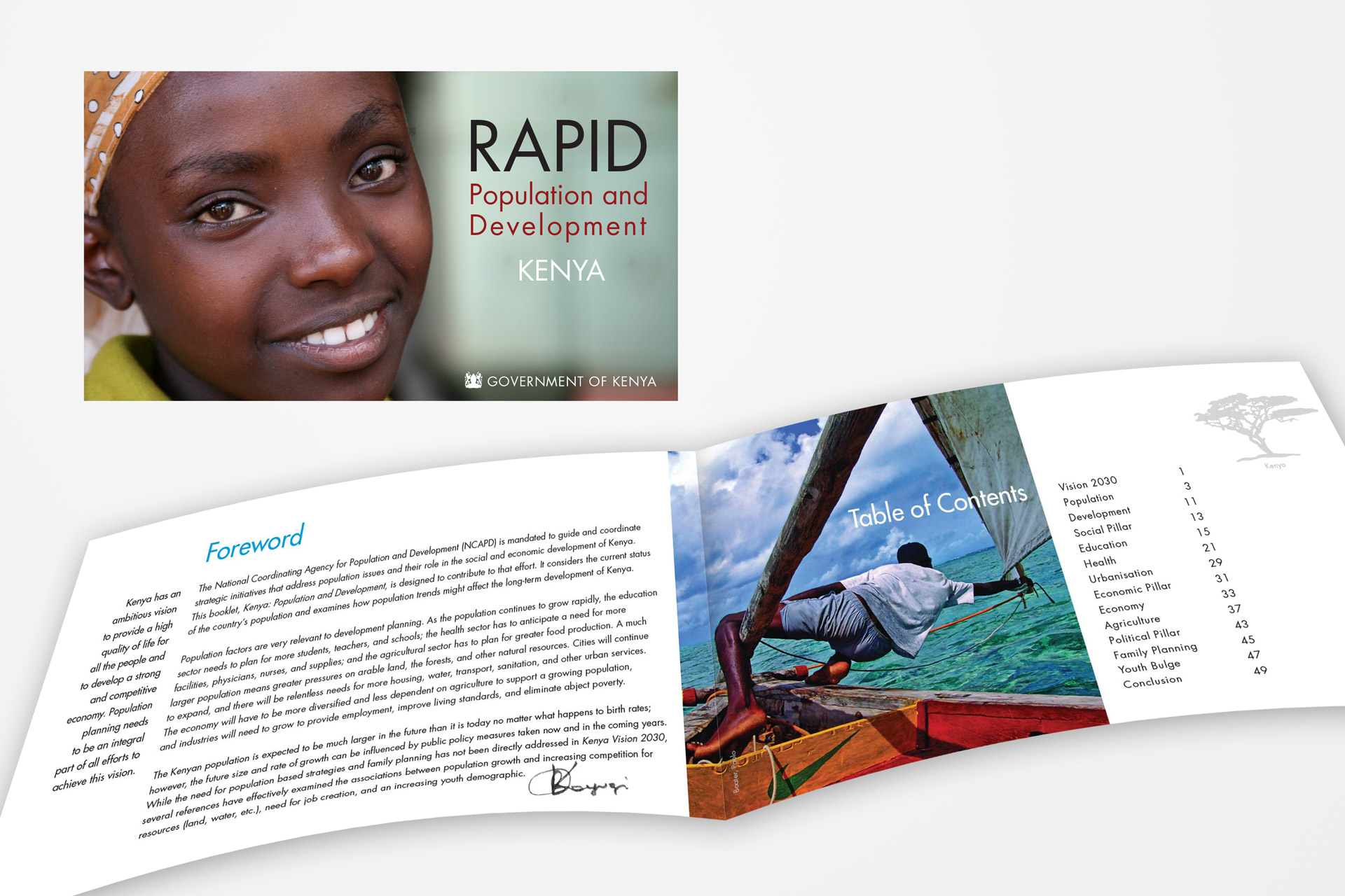 RAPID Kenya Opening Pages