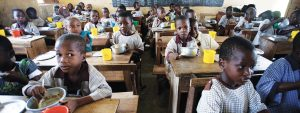 Nigerian School Children