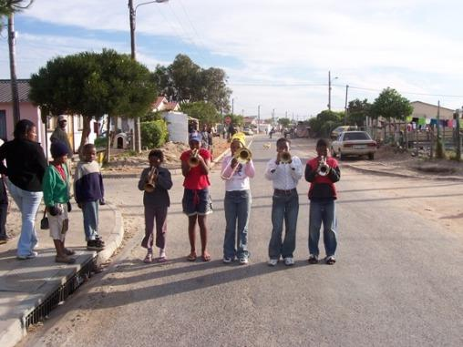 Can You Help ?-Brass band instruments (2nd hand) for South African Youth Uplifment Project (1/2)