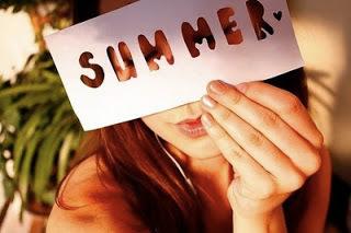 Summertime…..
