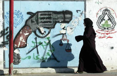 Gaza, 20-12-06.L'express.