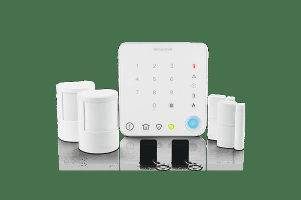 Alarma inalámbrica con control inteligente para apartamentos