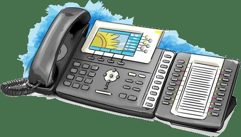 Central Telefónica IP