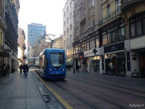 the longest street of Zagreb