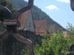 the former monk residences