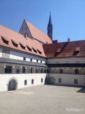 second courtyard