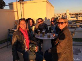 Circulo de Bellas Artes rooftop bar