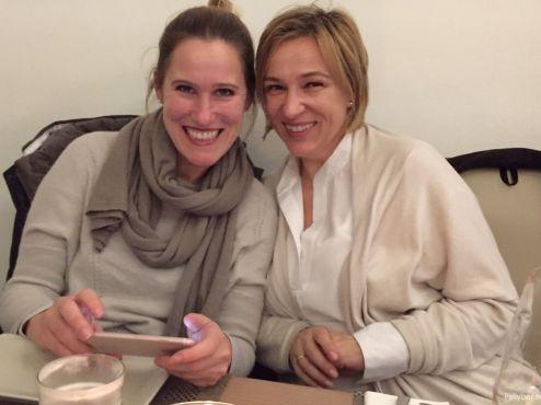 The girls at Villa Paramesa