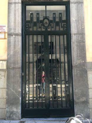 doors in Madrid