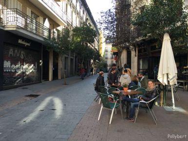 Plaza Matute in Madrid