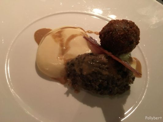 Haggis @Angels with Bagpipes