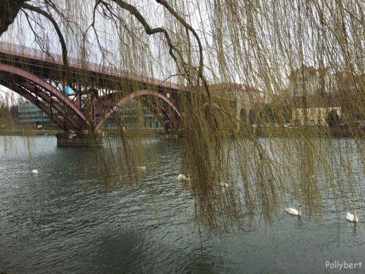 Old Bridge (1913) @Maribor, Slovenia