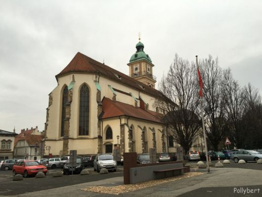 Maribor Cathedral @Maribor, Slovenia