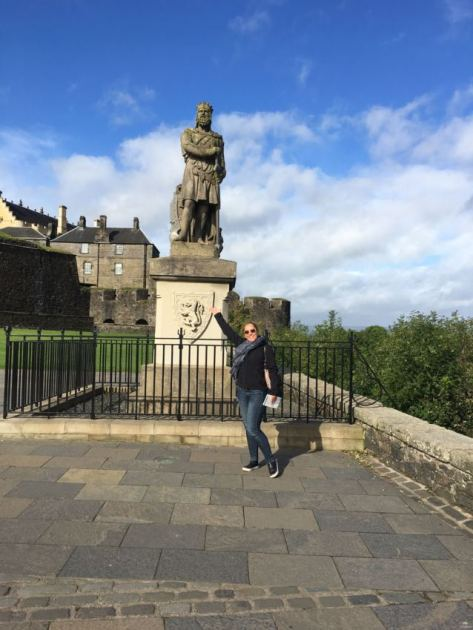 Robert the Bruce @Stirling