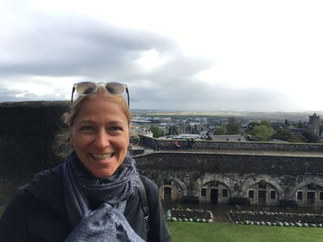 Pollybert @Stirling Castle