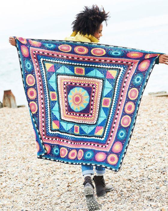 Stylecraft Sunstar CAL packs now at Black Sheep Wools