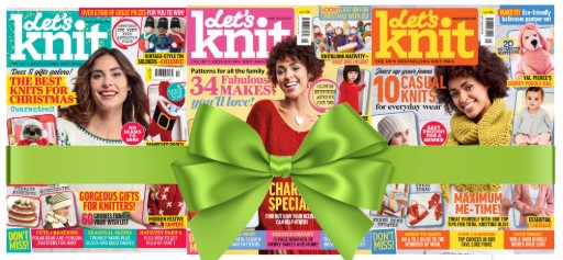 Let's Knit subscription offer