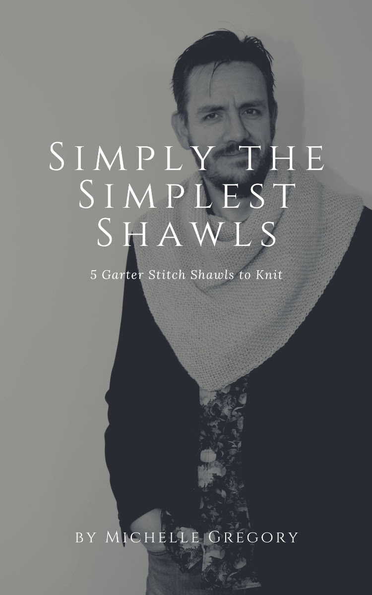 Simply the Simplest Shawls book free on Ravelry