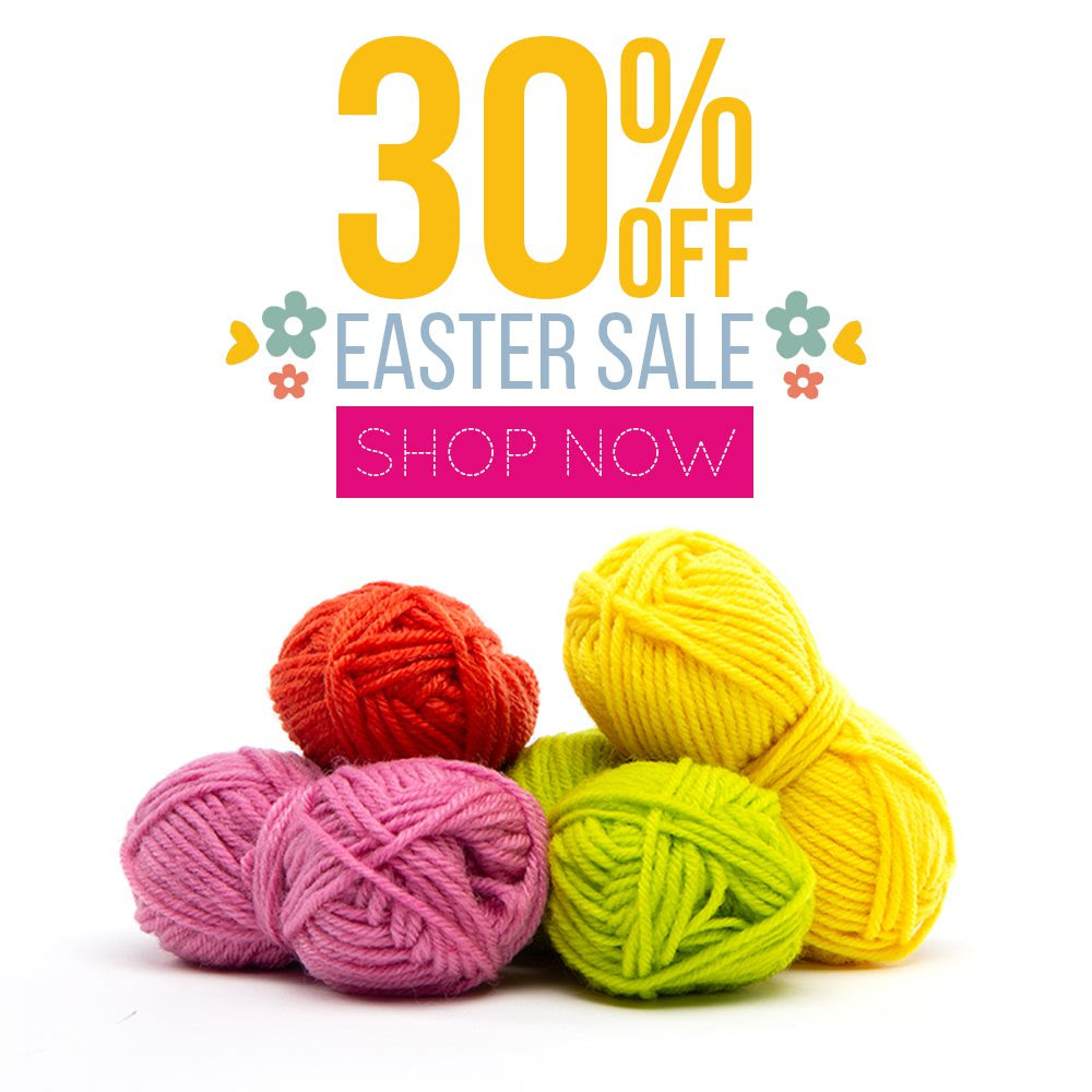 Deramores Easter sale – 30% off