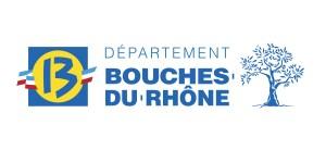 Logo département des bouches du rhône