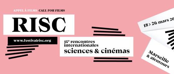 APPEL À FILMS / CALL FOR FILMS – 14E ÉDITION DES RENCONTRES INTERNATIONALES SCIENCES & CINÉMAS (RISC)