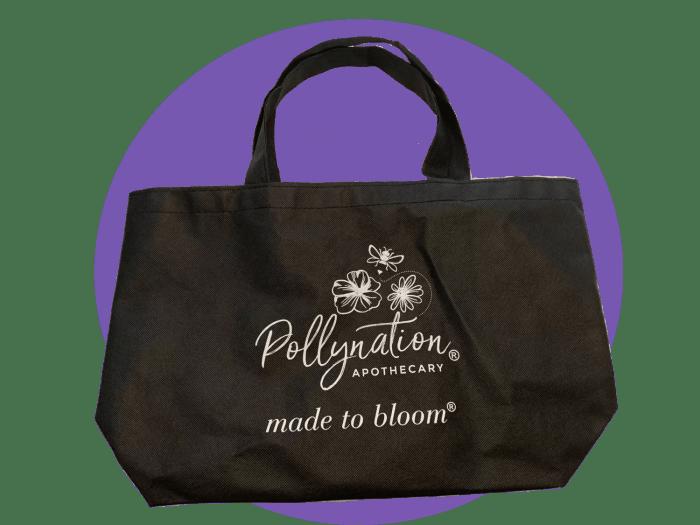 Pollynation Apothecary Tote Bag