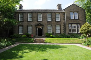 Haworth Parsonage: the lifelong home of the Brontë family opened as a museum in 1928.