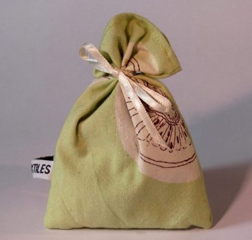 lime green lavender bags