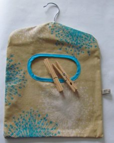 small hanger peg bags