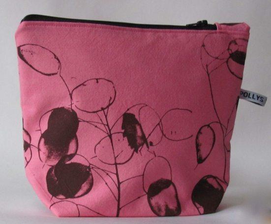 handmade small washbag