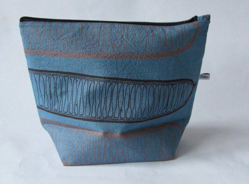 hand made toilet bags