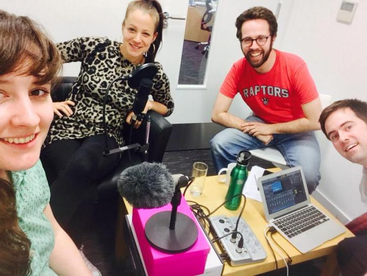 Talking about feminist economics on the Weekly Economics Podcast