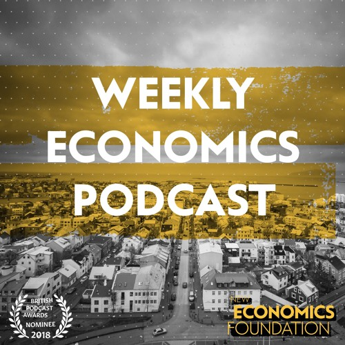 Appearing on the Weekly Economics Podcast about unpaid work