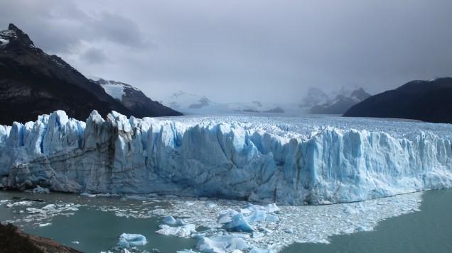 Perito Moreno Glacier, Chilean Patagonia.
