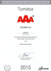 AAA krediidireiting