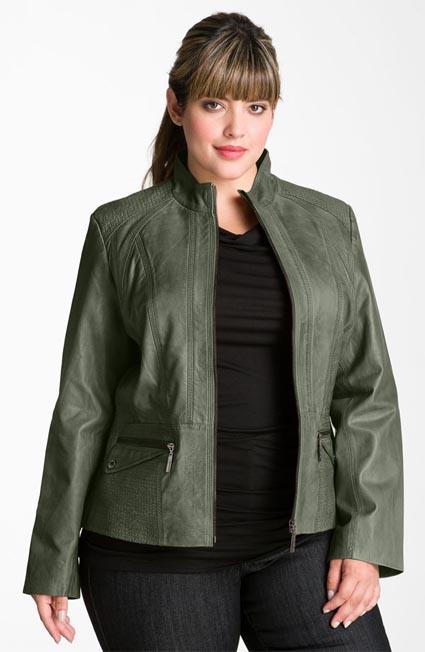 Da Donna Designer Giacca Di Pelle Da Motociclista Morbido Nero Attillato cappotto trapuntato con zip allacciate