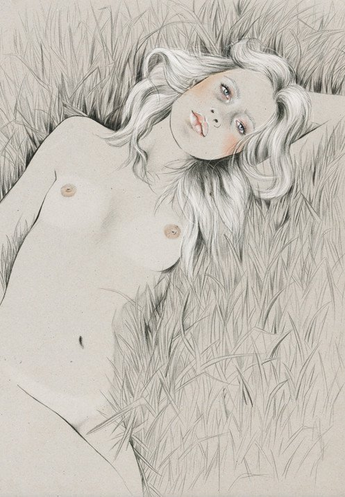 Kelly Thompson sensual illustration Cultura Inquieta 10