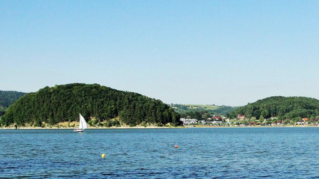 Lac de Zalew Koronowski