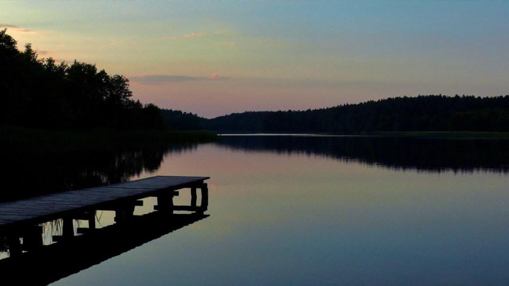 Parc national de Drawa - lac Ostrowiec