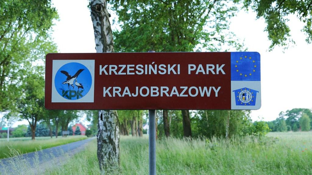 Parc paysager de Krzesin