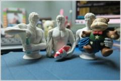 【轉蛋】《羅馬浴場》雕像