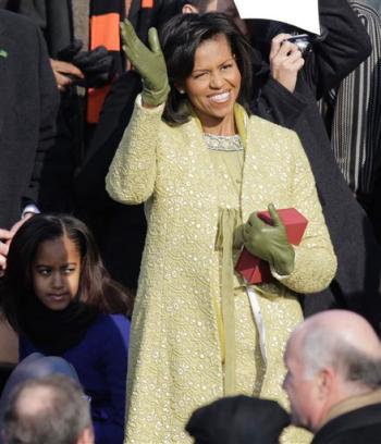 sukienka Michelle Obamy